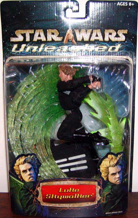 Luke Skywalker Unleashed