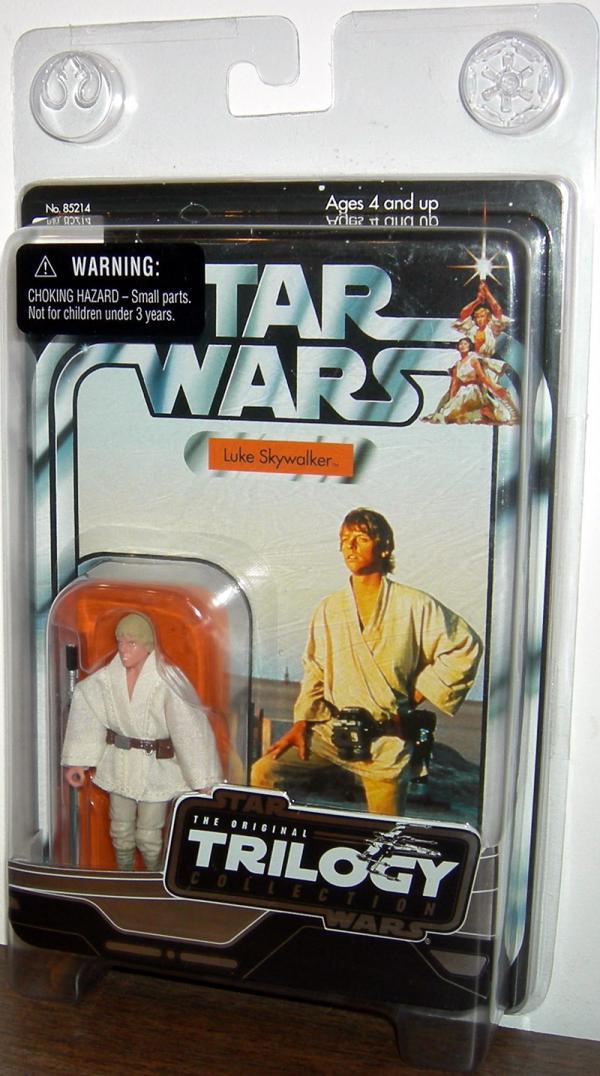 Luke Skywalker Vintage Original Trilogy Collection