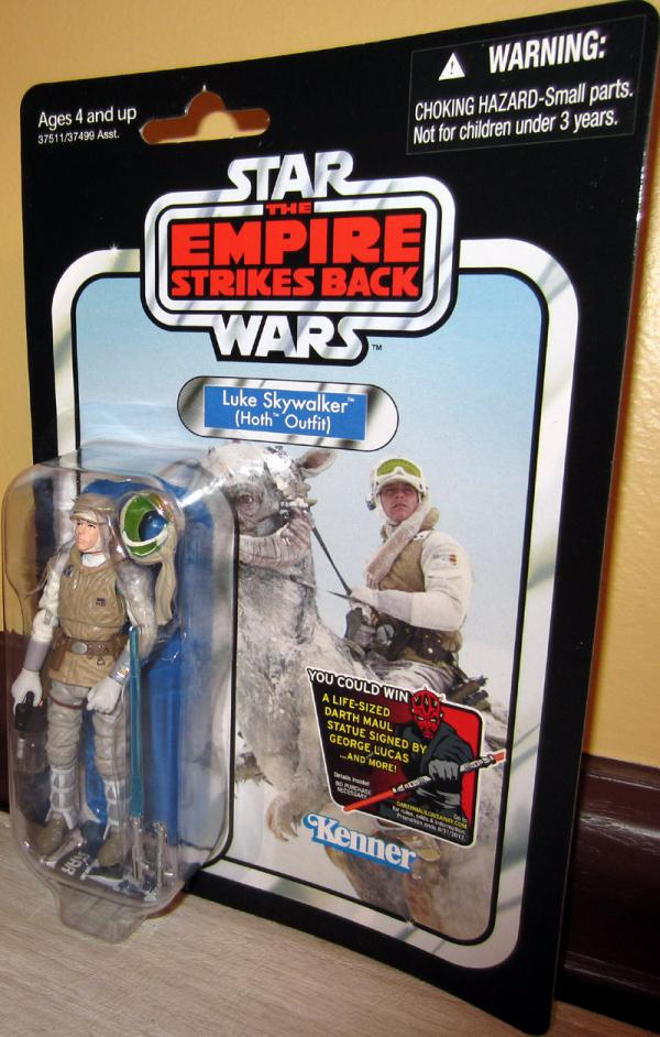 Luke Skywalker Hoth Outfit, VC95