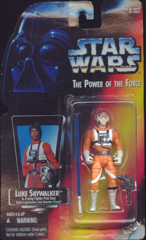 Luke Skywalker X-wing Fighter Pilot Gear Long Saber