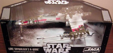 Luke Skywalkers X-Sing Dagobah Luke Figure Dragonsnake Star Wars