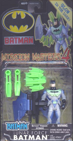 Lunar Force Batman