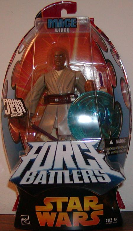 Mace Windu Force Battlers