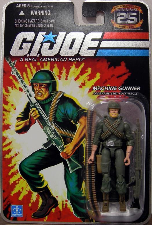 Machine Gunner Code Name- SSGT Rock N Roll
