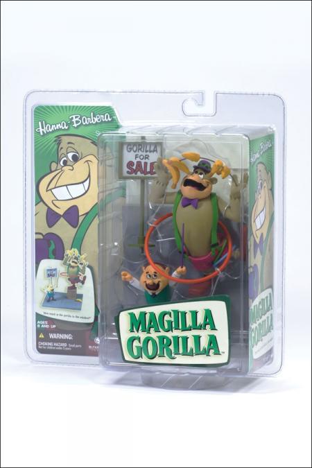 Magilla Gorilla Figure Hanna-Barbera McFarlane Toys