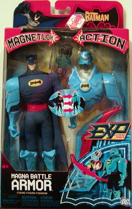 Magna Battle Armor Batman EXP
