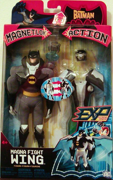 Magna Fight Wing Batman EXP