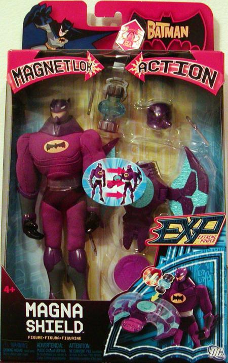 Magna Shield Batman EXP