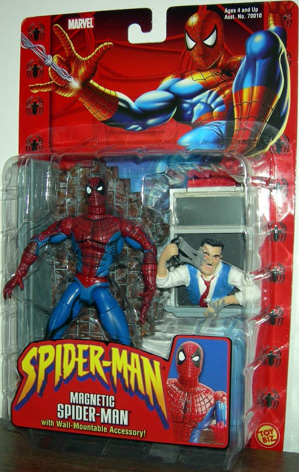 Magnetic Spider-Man Classic action figure
