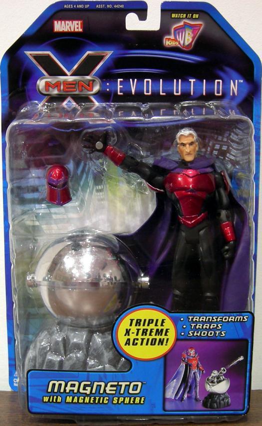 Magneto Evolution action figure