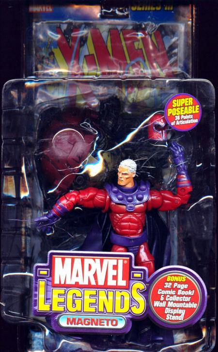Magneto Marvel Legends