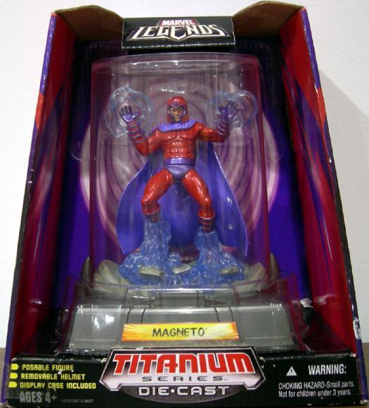 Magneto Titanium Series Die-Cast