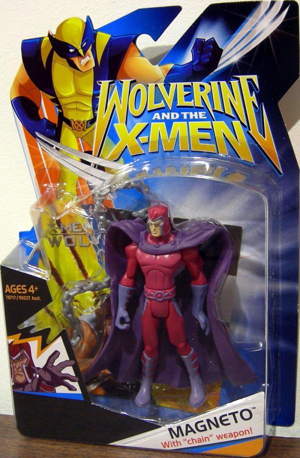 Magneto Wolverine X-Men