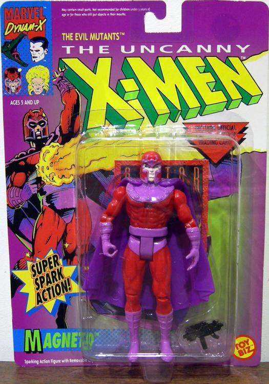 Magneto Super Spark Action
