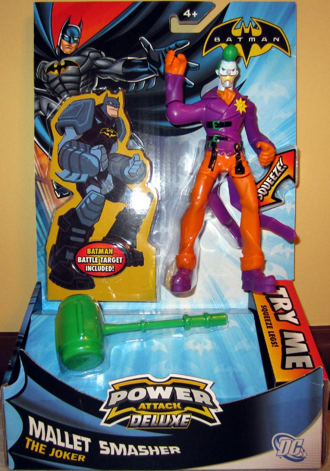 Mallet Smasher Joker