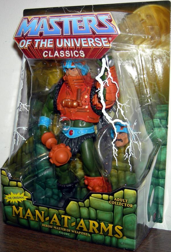 Man-At-Arms Classics, re-release