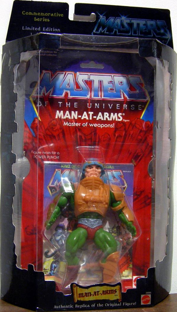 Man-At-Arms Commemorative Series