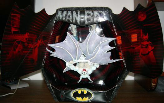 Man-Bat Wizard World Exclusive