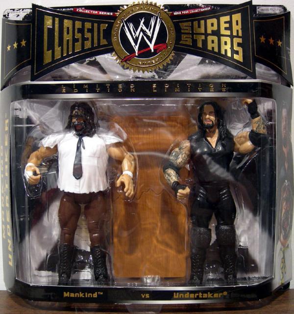 Mankind vs Undertaker
