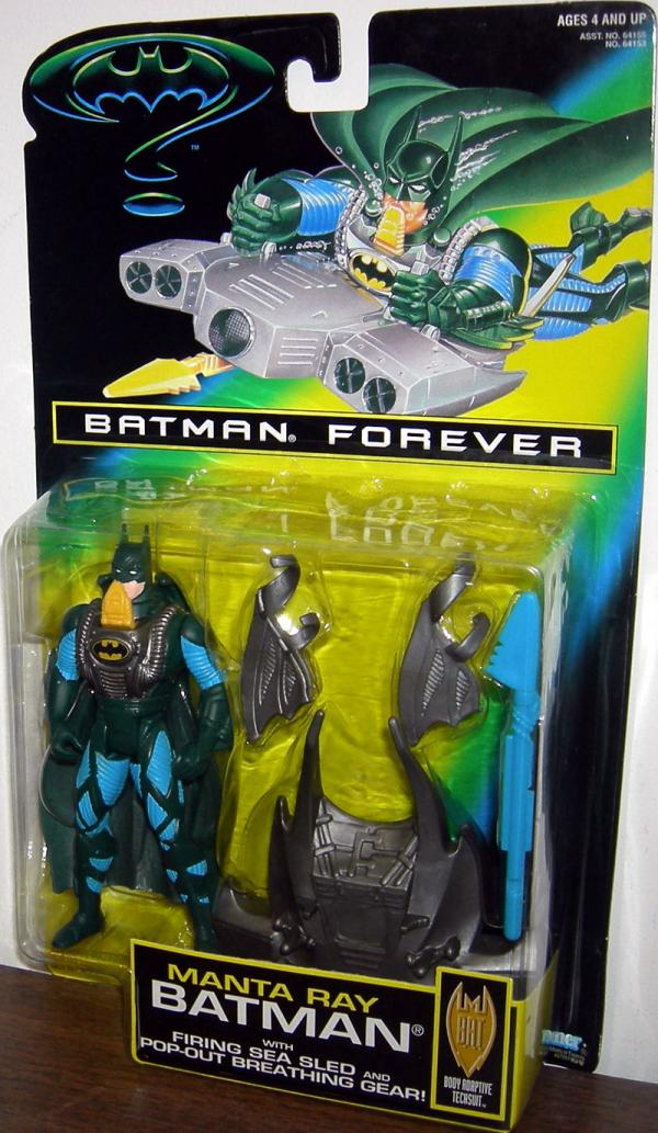 Manta Ray Batman Batman Forever