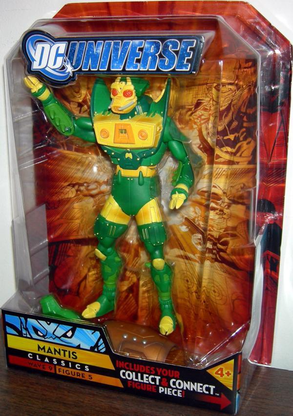 Mantis DC Universe Classics variant action figure
