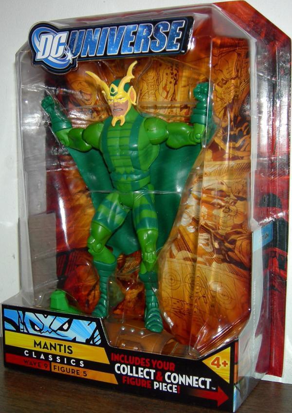 Mantis DC Universe Classics action figure