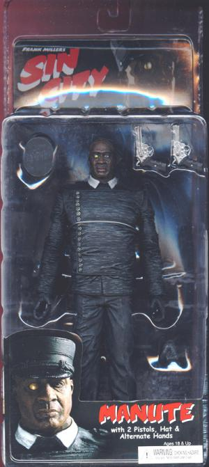 Manute Color Sin City action figure