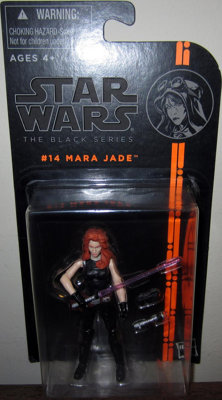 Mara Jade Black Series 14 Action Figure Hasbro
