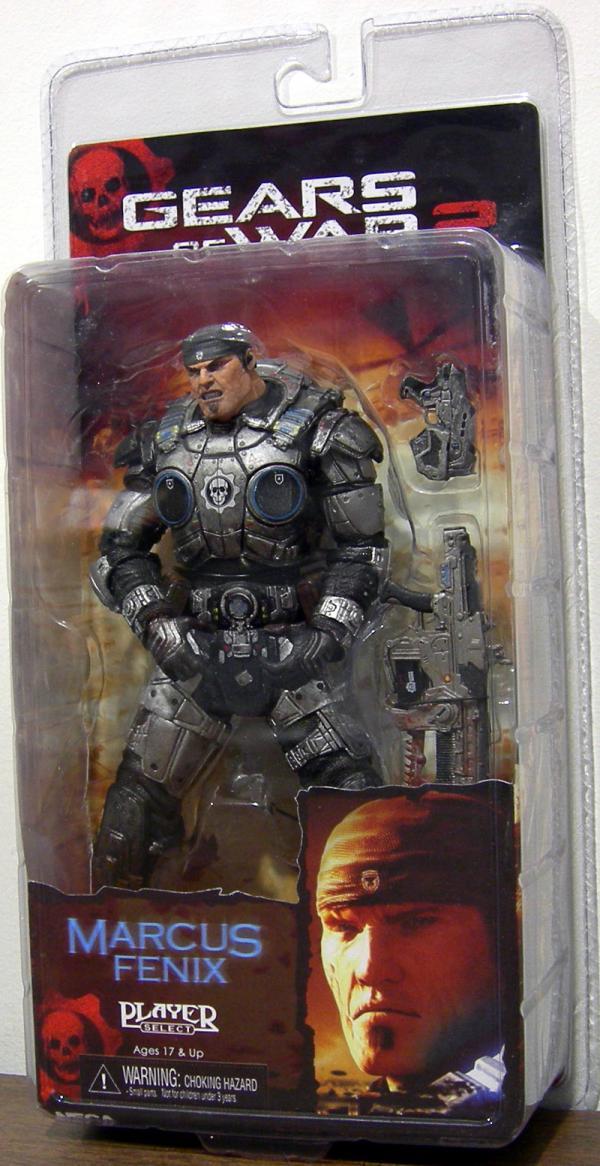 Marcus Fenix Gears War 2