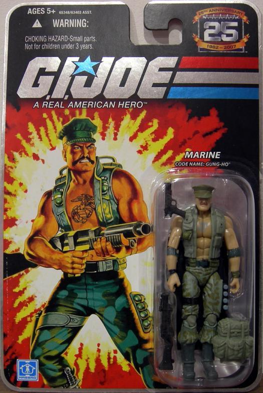 Marine Code Name- Gung-Ho
