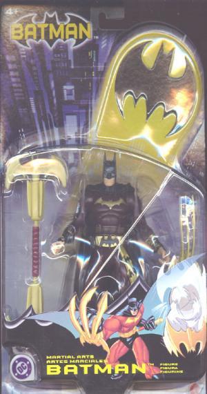 Martial Arts Batman