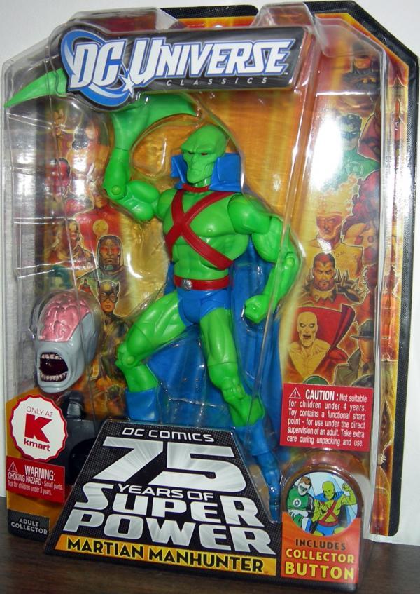 Martian Manhunter DC Universe, variant