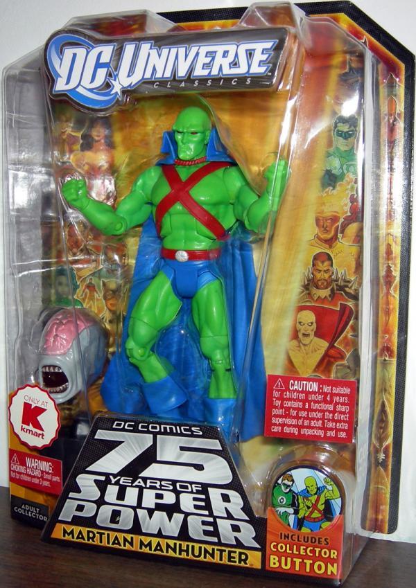 Martian Manhunter DC Universe