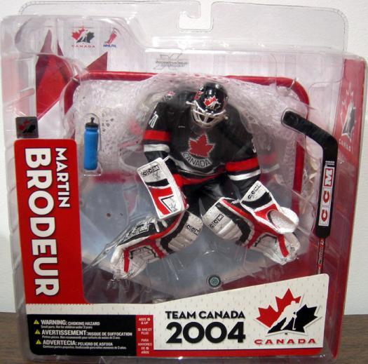 Martin Brodeur Team Canada