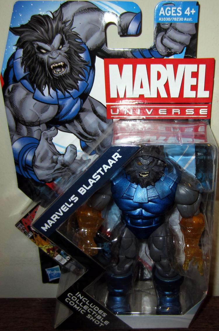 Marvels Blastaar Figure Marvel Universe Series 4 024