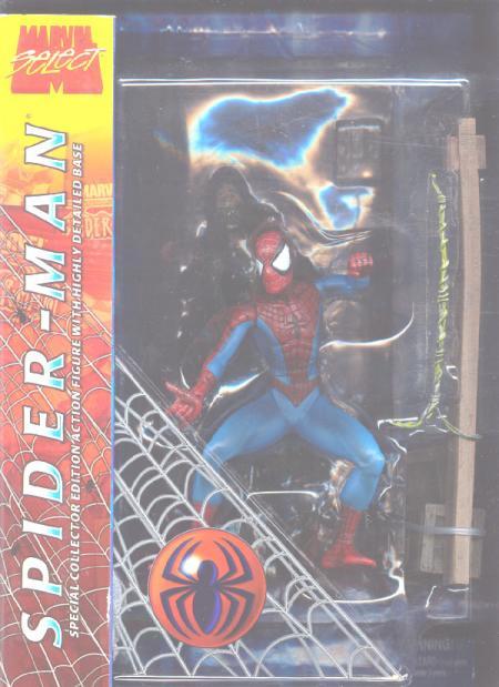 Spider-Man Marvel Select