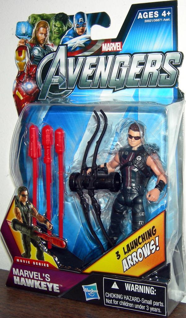 Marvels Hawkeye 13 Avengers
