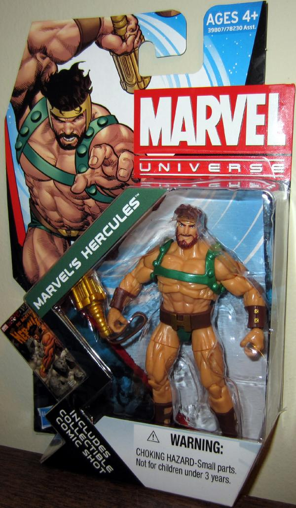 Marvels Hercules Marvel Universe series 4 017 action figure