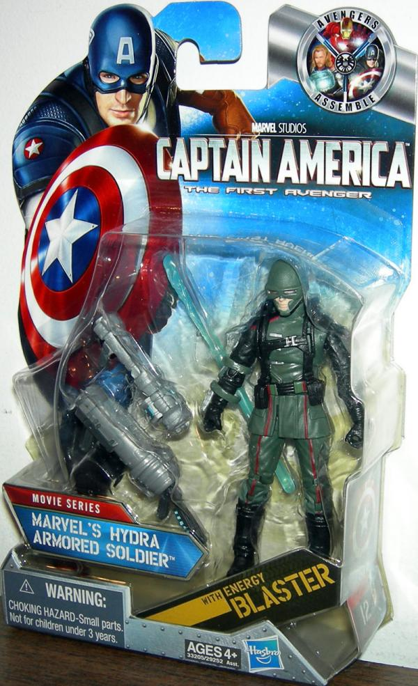 Marvels Hydra Armored Soldier 12
