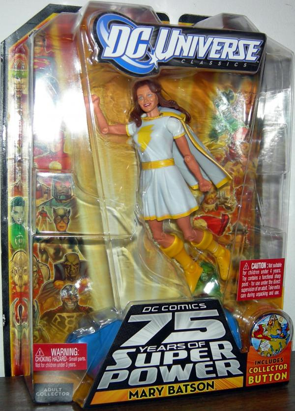 Mary Batson DC Universe Classics Variant action figure