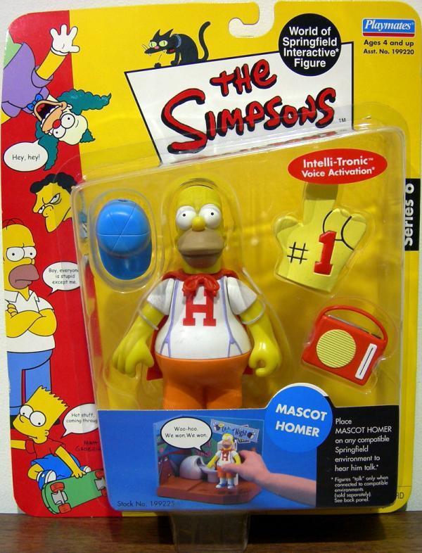 Mascot Homer