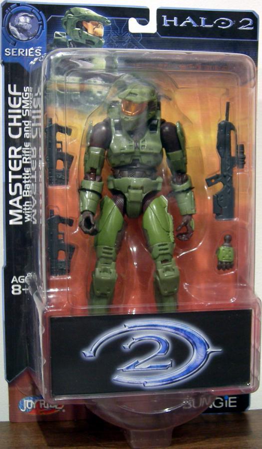 Master Chief Halo 2, series 1
