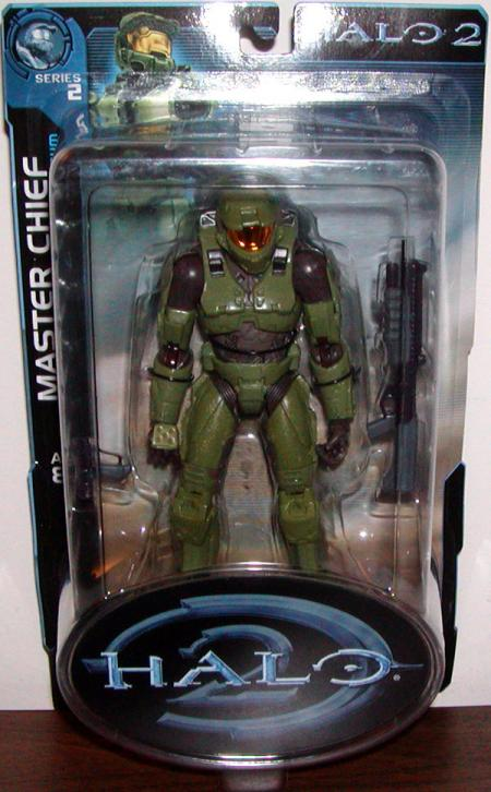 Master Chief Halo 2, series 2