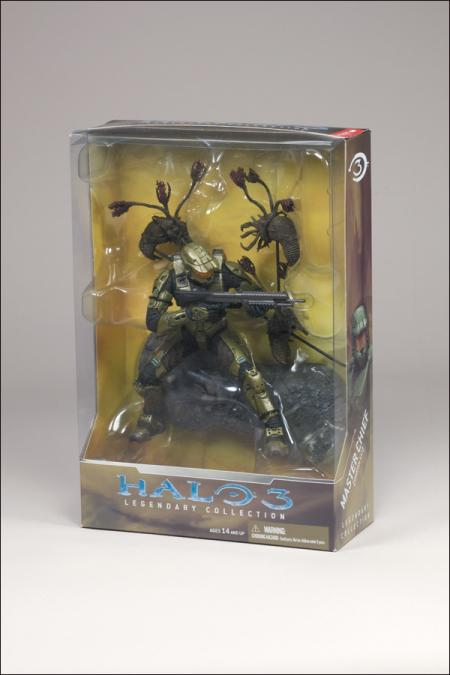Master Chief Halo 3 Legendary Collection