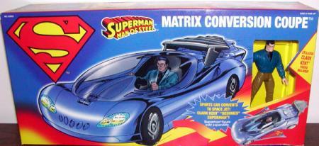 Superman Matrix Conversion Coupe