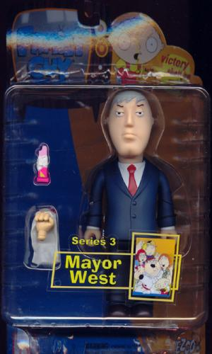 Mayor West
