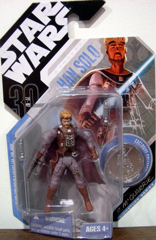McQuarrie Concept Han Solo 30th Anniversary, No 47