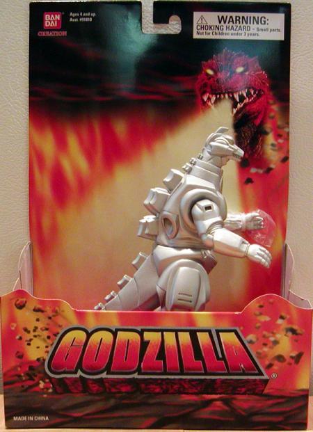 Mechagodzilla Figure Godzilla Bandai