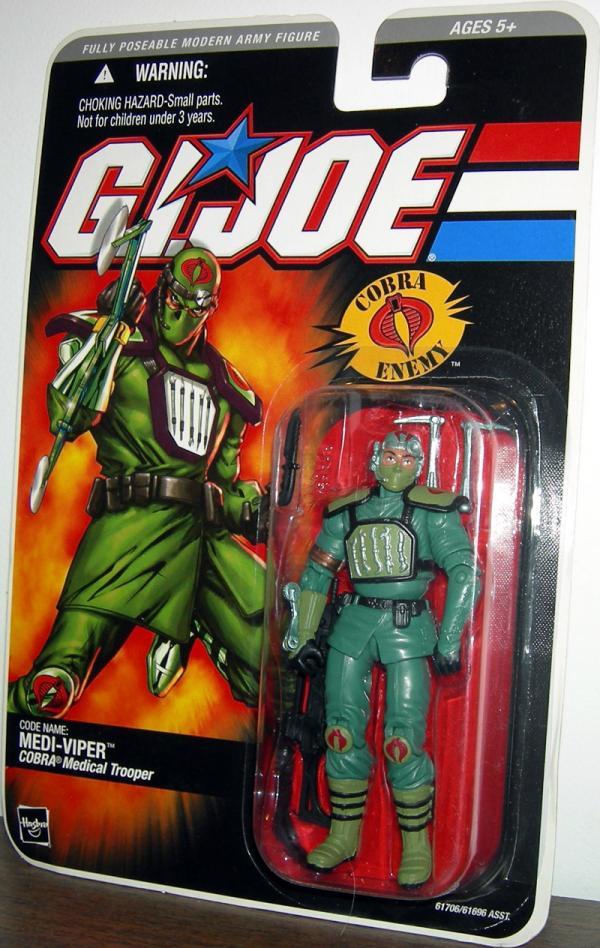 Medi-Viper Cobra Medical Trooper