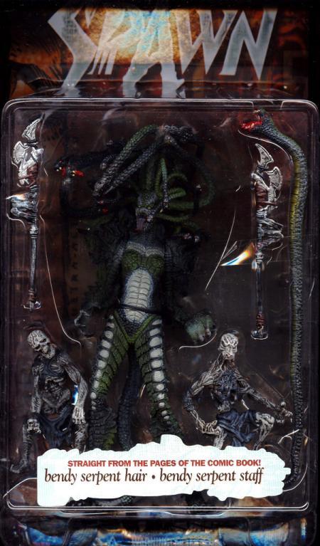 Medusa Curse Spawn